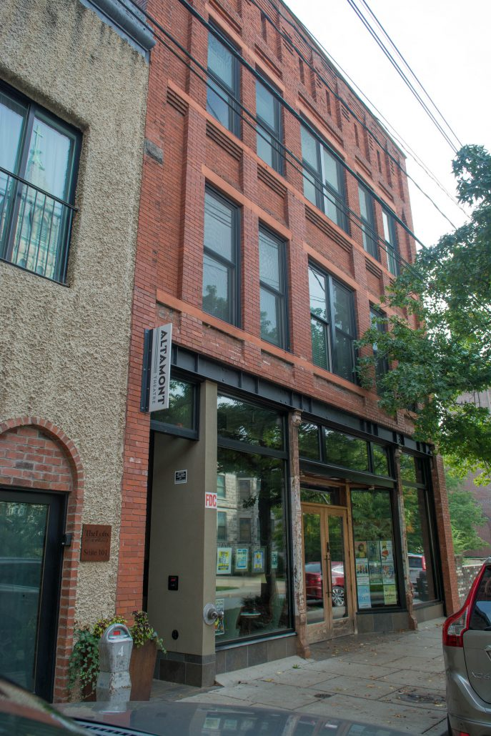 The Altamont - Asheville Vacation Rental Condos